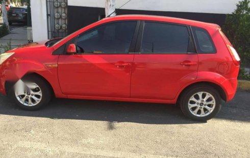 Fiesta Ikon 5 Puertas, Hatch Trend 1.6 L 4 cilindr