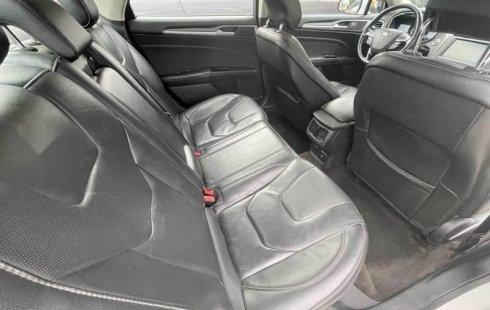 Ford Fusion Titanium 2013 barato en Saltillo