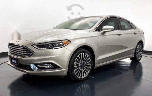 31011 - Ford Fusion 2017 Con Garantía At