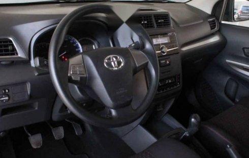 Toyota Avanza 2020 5p LE L4/1.5 Man