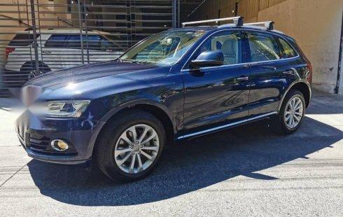 Audi Q5 2016 en buena condicción