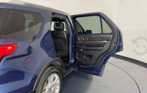 45941 - Ford Explorer 2016 Con Garantía At
