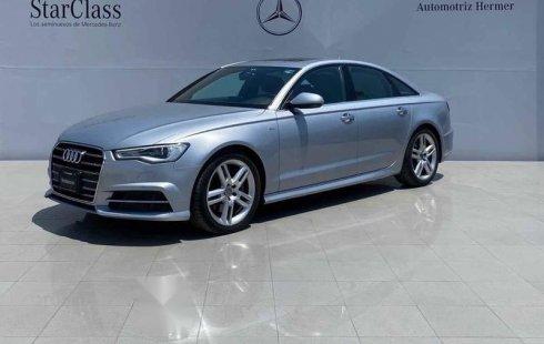 Audi A6 2017 4p S Line L4/2.0/T Aut
