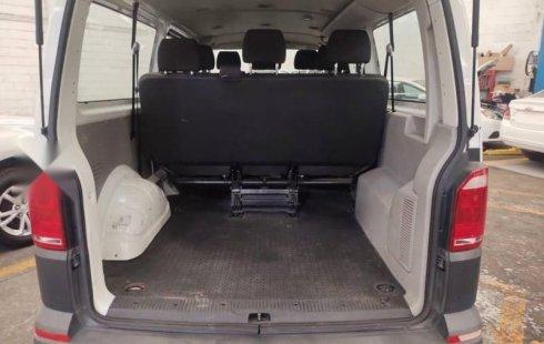 Volkswagen Transporter 2018 2.0 Pasajeros P/E At