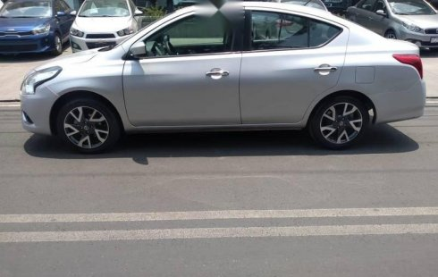 Nissan Versa 2019 1.6 Advance At