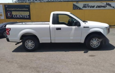 Ford F-150 3.5 V6 XL Cabina Regular 2018 Automatic