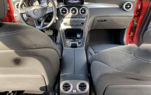 Mercedes-Benz Clase GLC 2018 5p GLC 300 Sport Tech