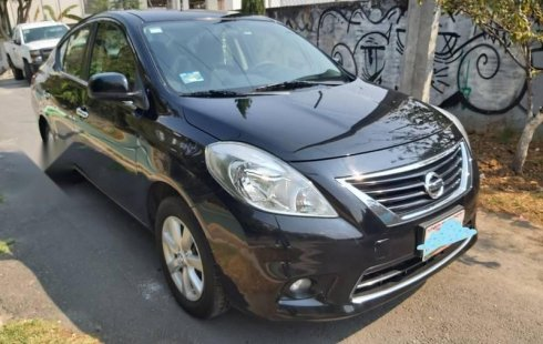 Se vende urgemente Nissan Versa Advance 2012 en La Magdalena Contreras