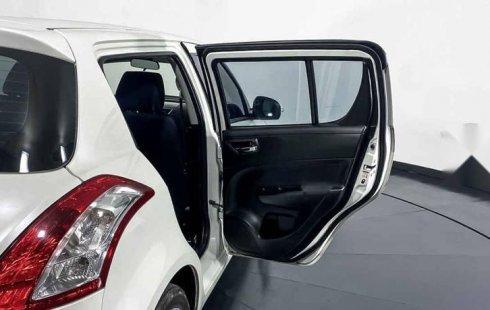 38651 - Suzuki Swift 2017 Con Garantía At