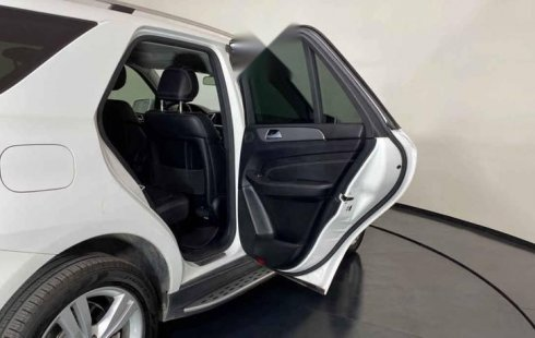 46666 - Mercedes Benz Clase M 2015 Con Garantía At