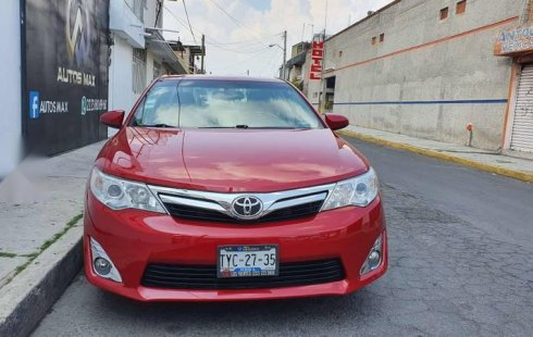 TOYOTA CAMRY XLE 4 CILINDROS 2014