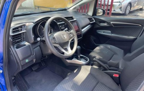 Honda Fit Hit 1.5 Cvt 2018 Factura Agencia