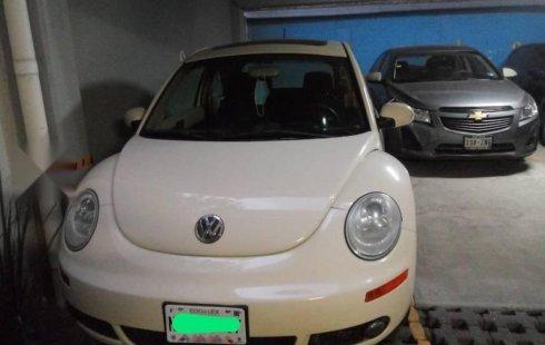 Volkswagen Beetle Sport 2010 impecable en Tlalpan