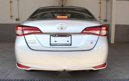 Toyota Yaris 2020 4p Sedan S MT