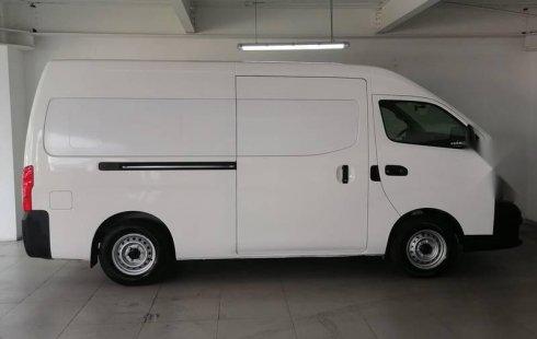 Nissan Urvan 2021 impecable en Benito Juárez