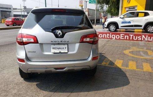 Renault Koleos 2016 2.5 4 cil.