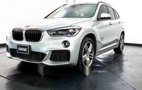 36335 - BMW X1 2017 Con Garantía At