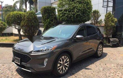 Se vende urgemente Ford Escape Titanium 2020 en Huixquilucan