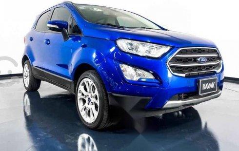 36843 - Ford Eco Sport 2018 Con Garantía At