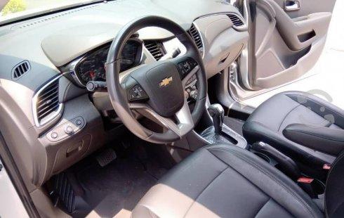 Auto Chevrolet Trax 2020 de único dueño en buen estado