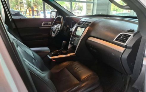 Se pone en venta Ford Explorer 2014