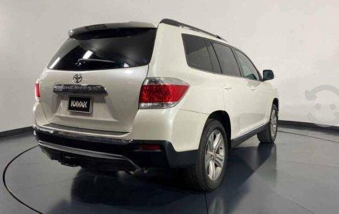 46110 - Toyota Highlander 2012 Con Garantía At