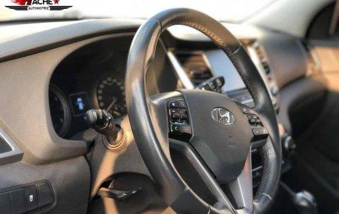 Hyundai Tucson Limited 2017 barato en Toluca