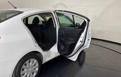 46643 - Nissan Versa 2017 Con Garantía Mt