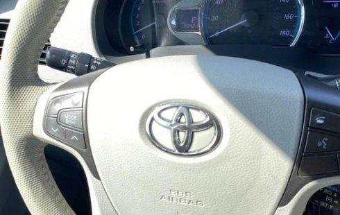 Toyota sienna Exl Dvd 5puertas 1dueñ factoriginal