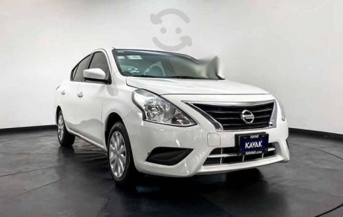 30966 - Nissan Versa 2017 Con Garantía Mt