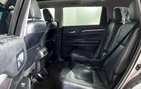 40208 - Toyota Highlander 2017 Con Garantía At