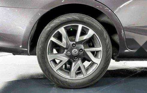 37825 - Nissan Versa 2017 Con Garantía At