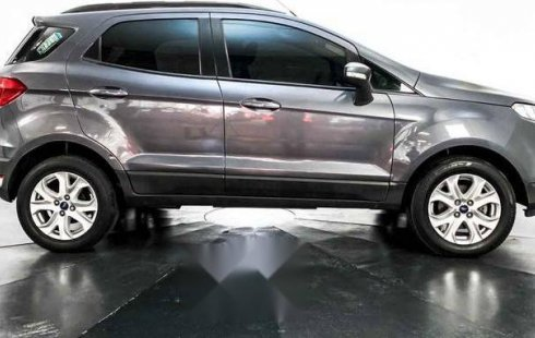 36290 - Ford Eco Sport 2017 Con Garantía At