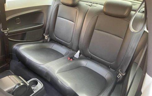 Volkswagen beetle sportline 2016 estándar qp