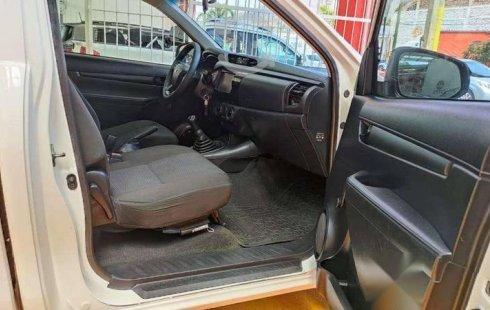2019 Toyota Hilux SE Cabina sencilla