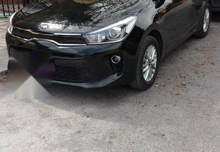 Kia rio ex sedan 2018 negociable único dueño