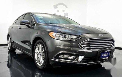 18401 - Ford Fusion 2018 Con Garantía At