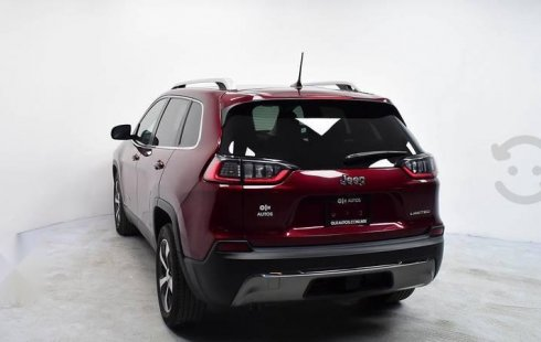 Jeep Cherokee 2019 3.2 Limited At