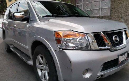 Nissan Armada 2009 impecable en Gustavo A. Madero