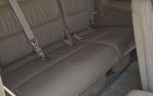 Se vende urgemente Honda Odyssey 2006 en Cuautitlán Izcalli