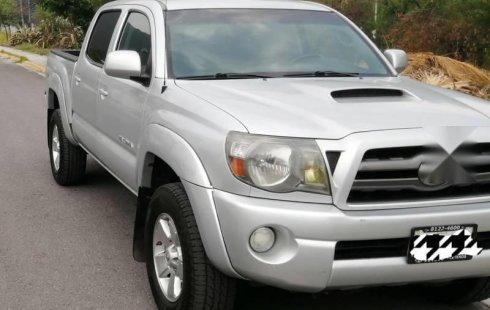 Toyota Tacoma 2010 barato en Monterrey