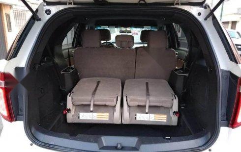 Ford Explorer 2012 usado en Coyoacán