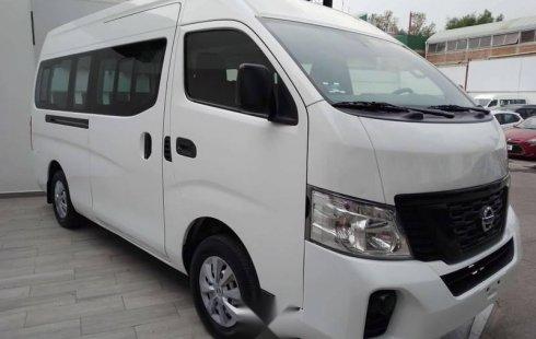 Nissan Urvan Panel Ventanas Amplia Factura Agencia