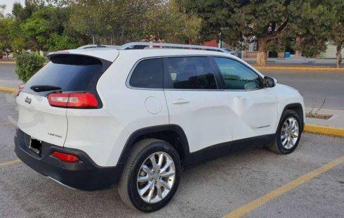 Se vende urgemente Jeep Cherokee Limited 2014 en Saltillo