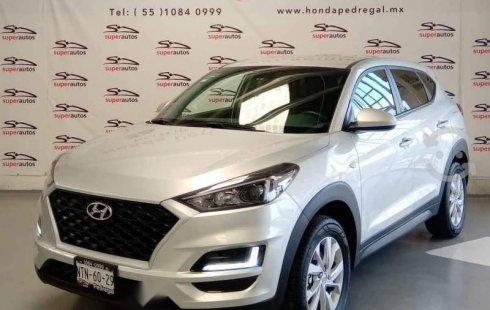 Hyundai Tucson 2020 5p GLS TA