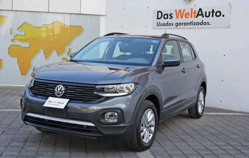 Pongo a la venta cuanto antes posible un Volkswagen T-Cross en excelente condicción