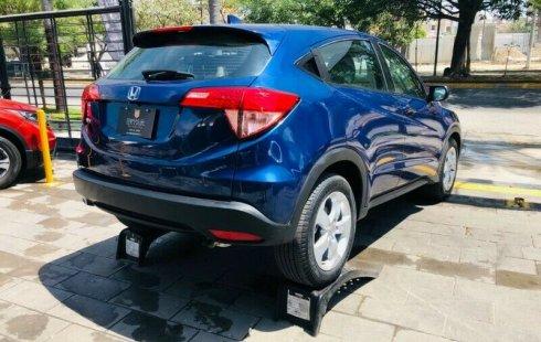 Se pone en venta Honda HR-V 2016