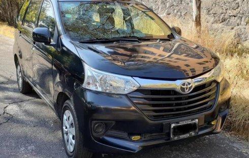 Se pone en venta Toyota Avanza 2017