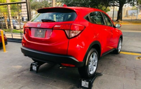 Se pone en venta Honda HR-V Uniq 2016