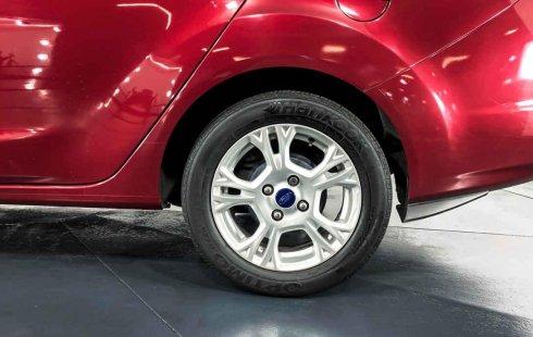 Se pone en venta Ford Fiesta 2015